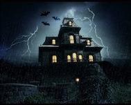 La casa de miedo